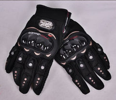 Motorcycle gloves racing motocross full finger Wearable breathable Protective gear