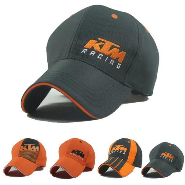 2017 MotoGP KTM Cap Racing Baseball Cap High Quality Motocross Fans Riding KTM Hats For Men Women Snapback Cap MOTO 3 H