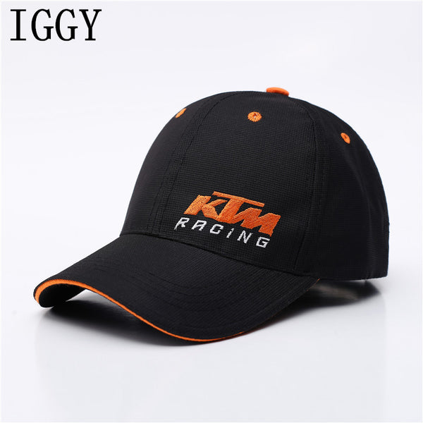 KTM Cap Motor GP Motocross Riding Caps Women and Men Casual Adujustable