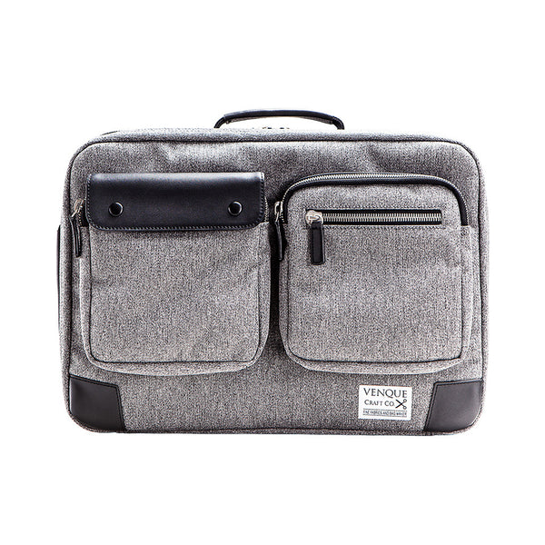 Briefpack XL Grey BE - Venque Australia