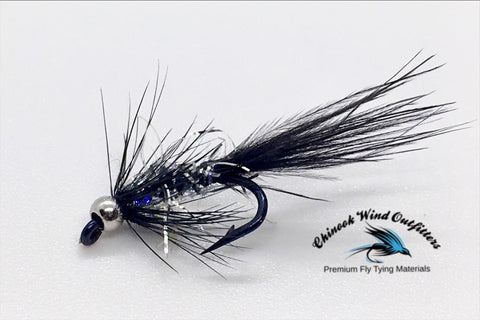 Trevor Tatarczuk's Flies | Chinook Wind Outfitters