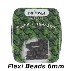 Flexible Tungsten Beads