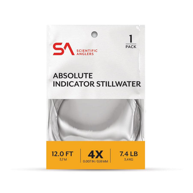 Scientific Anglers Absolute Indicator Stillwater Leader