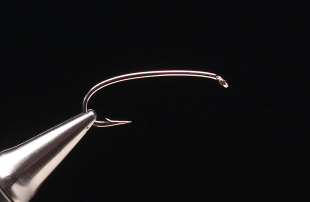 Alec Jackson Crystal Covert Nymph Hooks, 25 pack