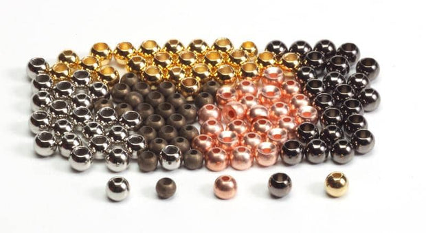 Cyclops Brass Beads