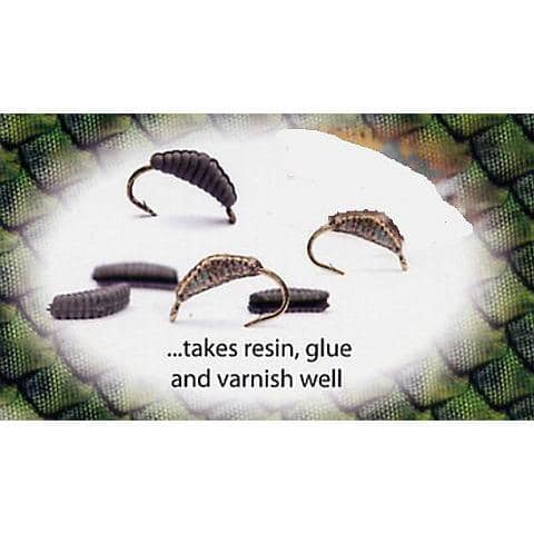 Flexible Tungsten Shrimp Beads