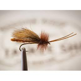 Salmon Fly Hair, Elk Backstrip