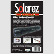Solarez High Power Flashlight Kit
