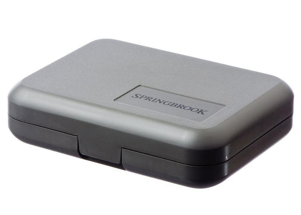 Springbrook Slit Foam Fly Box with Threaders