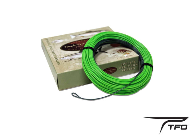 TFO Floating Fly Line, Special Delivery Series