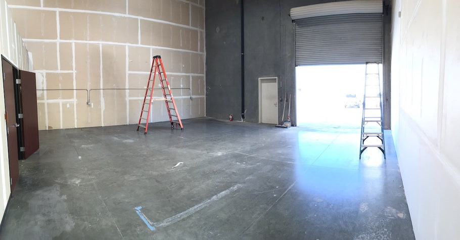 Moving into New Space