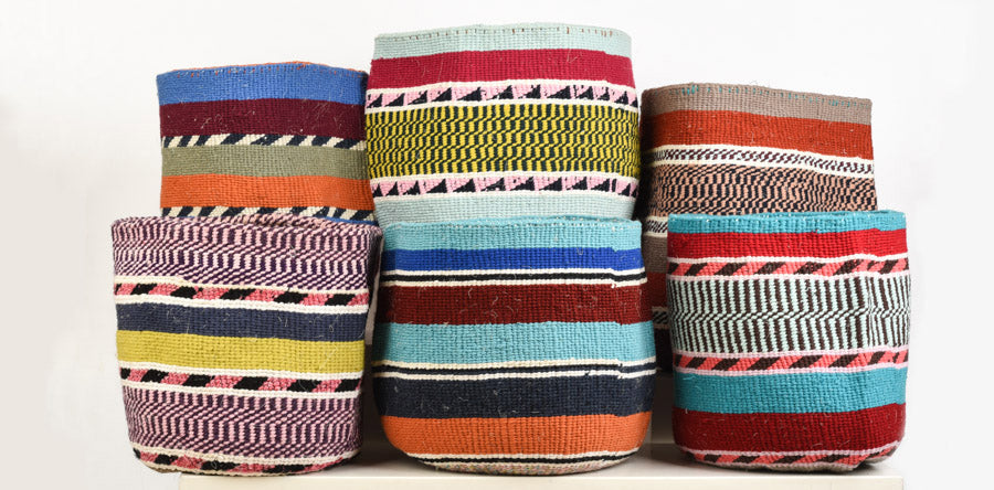 Nifty Knit Baskets - MoLi Products