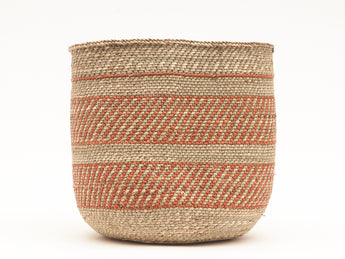 Udongo Woven African Basket - Home Storage Basket