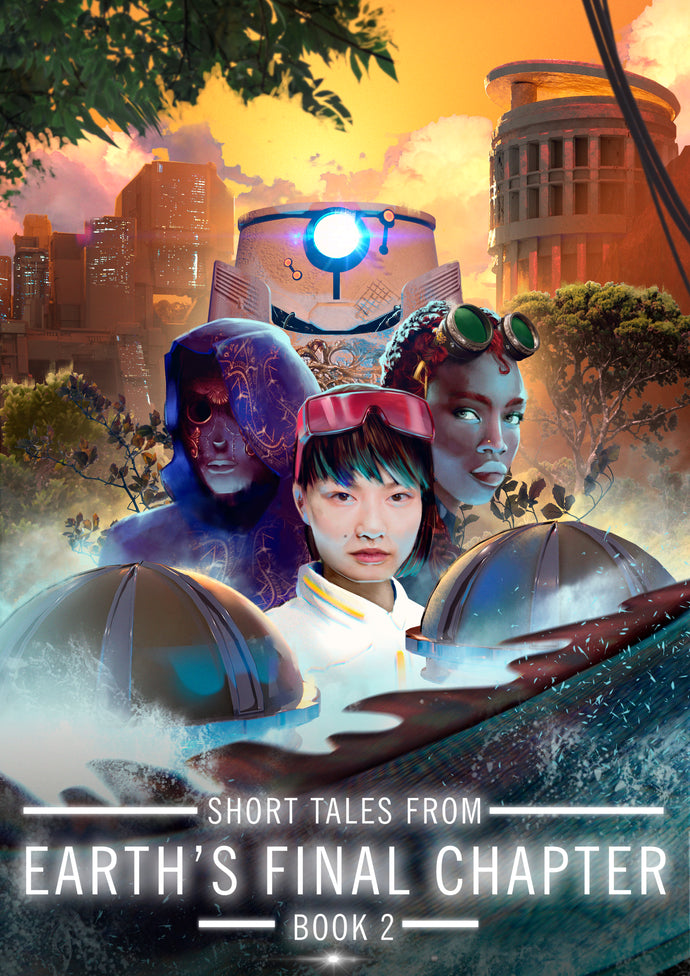 My 1st EFC read, Short Tales Book 2, review by Doroteja Balaban