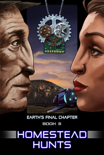 Earth's Final Chapter Vol. 1: Book 8: Homestead Hunts Paperback (English)