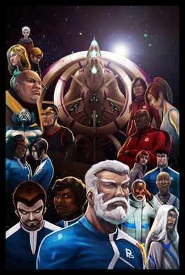 Earth's Final Chapter Vol. 1: Book 2: Captain Taylor: The Starship Ceu Digital Download (English)