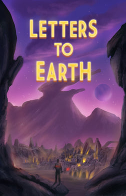 TLD Letters to Earth Poster 1