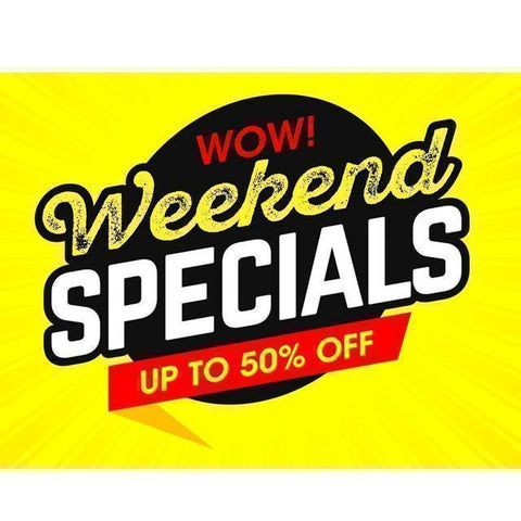 Weekend Specials PC Traders