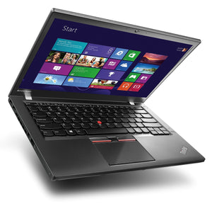 "Lenovo ThinkPad X250 Ex Lease Laptop i5-5300U 2.30GHz 4GB RAM 128GB SSD 12.5"" WebCam Windows 10 Pro"