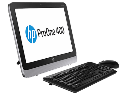HP ProOne 400 G1 AIO PC i3-4330 2.90Ghz 4GB RAM 500GB HDD DVD±RW 19.5