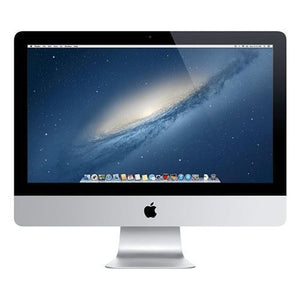"Apple iMac A1311 Ex Lease All-in-One Desktop i5-2400S 2.5GHz 8GB RAM 500GB HDD DVD+-RW 21.5"" WebCam Mac OSX 3-Mth Warranty Only - PC Traders New Zealand"