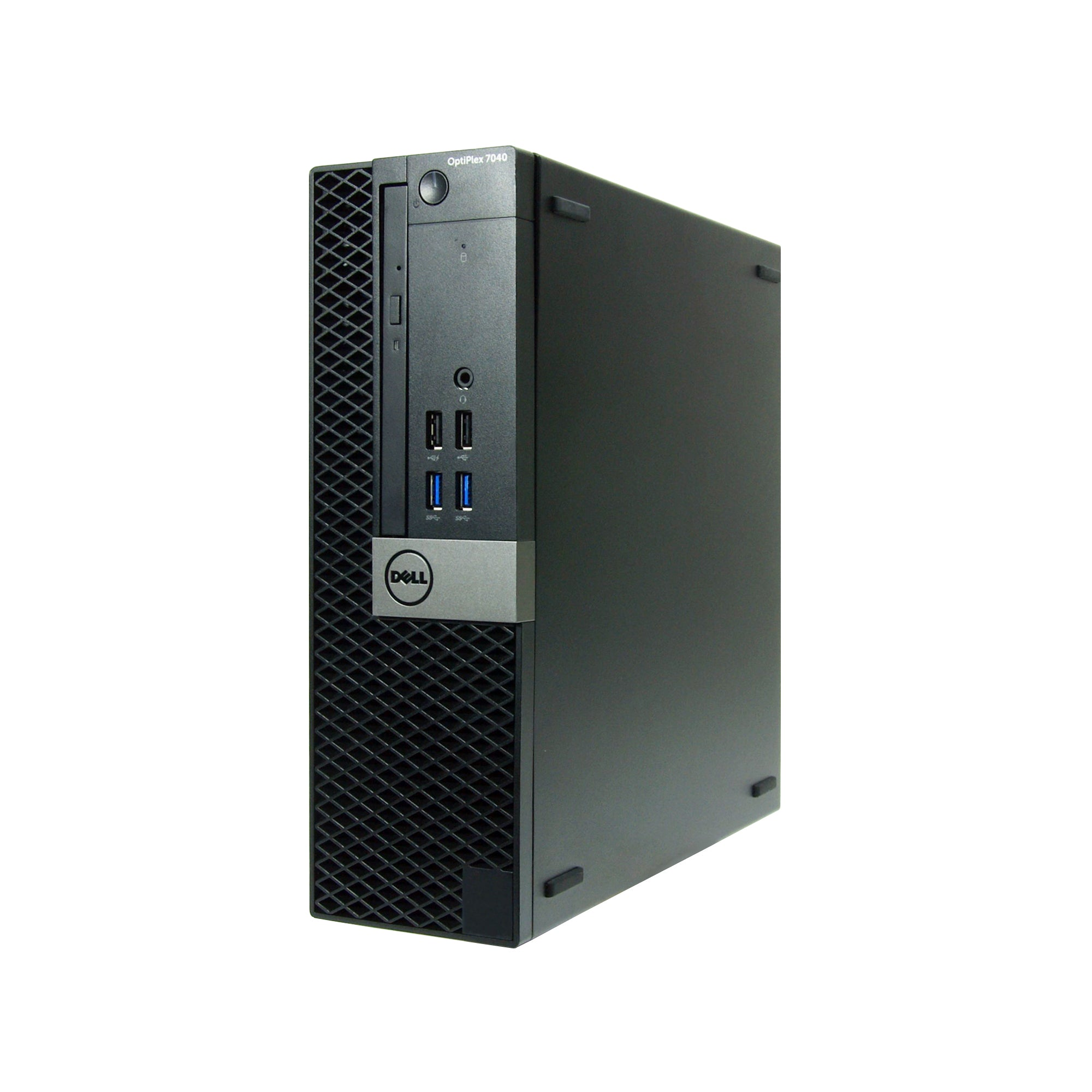 System Bundle - Dell OptiPlex 7040 Ex Lease SFF Desktop i5-6500 3.2GHz 8GB RAM 512GB SSD Windows 10 HOME + 2 x 22inch Brand monitor + Keyboard and mouse (All required cable will be provided)