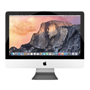 "Apple iMac A1311 AIO i3-540 2.5GHz 4GB RAM 500GB HDD  DVD-RW 21.5"" WebCam Mac OS - B Grade (SCREEN BLEMISH OR SCRATCHES, 3 Mths Wty) - PC Traders New Zealand"