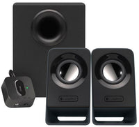 Logitech Z213 2.1 Channel 7W Multimedia Speakers - PC Traders New Zealand