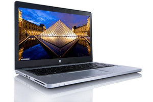 "HP Folio 9470M UltraBook i7-3667U 2.0GHz 8GB RAM 256GB SSD 14"" WebCam Windows 10 Pro - PC Traders New Zealand"