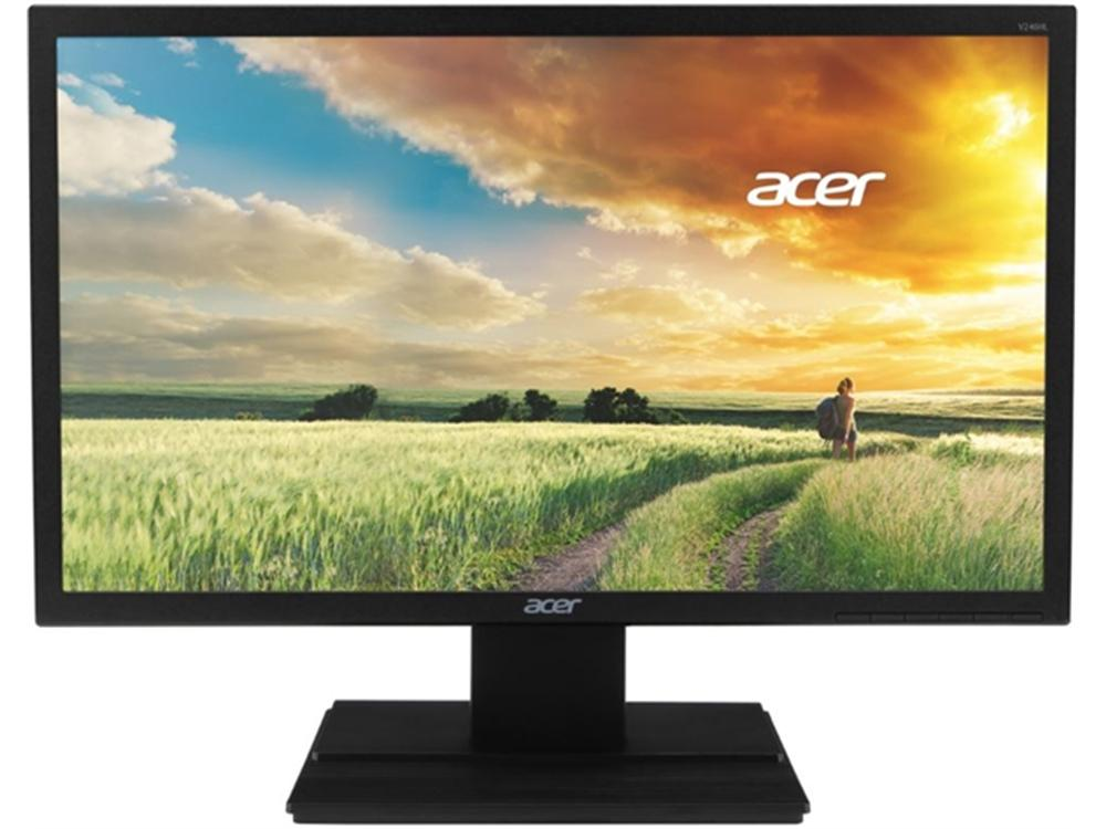 "ACER V246HL 24"" Wide LCD FHD 5MS BRAND NEW! HDMi Port"