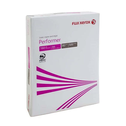 Fuji Xerox Performer 80gsm Copy Paper - A4 - 500 Pages Paper - PC Traders New Zealand