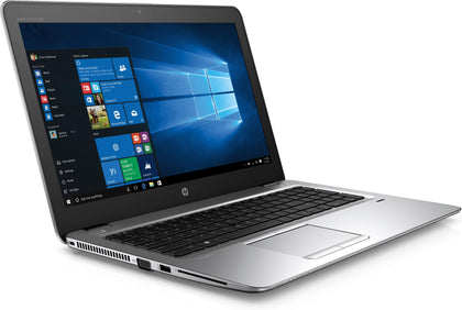 HP EliteBook 850 G3 TOUCHSCREEN Ex Lease Laptop i5-6300u 2.4GHZ 8GB RAM 256GB SSD 15.6