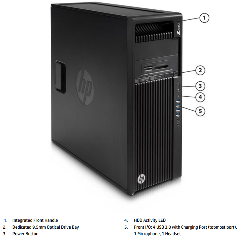 "Power User Setup!! HP Z440 WORKSTATION Tower intel CPU E5-1620 V3 3.50 GHZ 32GB RAM 256GB SSD + 1TB HDD FirePro W7100 8GB Graphics Card DVD-R WINDOWS 10 Professiona, Includes: 2 x 22"" Brand Monitor, Wired Keyboard and Mouse"