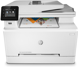 HP Colour LaserJet Pro MFP M283fdw 21ppm Laser MFC Printer Ethernet, WiFi BRAND NEW! - PC Traders New Zealand