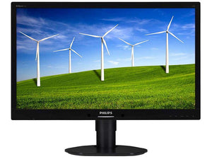 "Philips Brilliance 22"" LCD Monitor - 220B - PC Traders New Zealand"