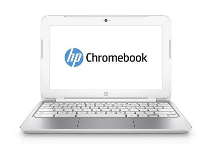 HP Chromebook 11-2101TU Ex Lease Intel Celeron Processor N2840 2.16GHz 2GB RAM 16GB eMMC 11.6 Inch Display WLAN Bluetooth OS Google Chrome - PC Traders New Zealand