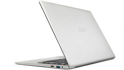 B Grade - Ollee ML130S Factory refurbished!! Silver Aluminium Case Intel Apollo-Lake N3350 Dual Core Turbo 2.4 GHz 13.1