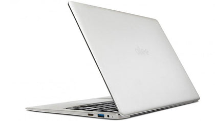 Ollee ML130S Factory refurbished!! Silver Aluminium Case Intel Apollo-Lake N3350 Dual Core Turbo 2.4 GHz 13.1