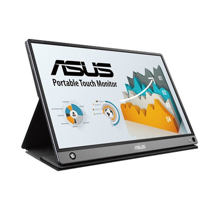 ASUS ZENSCREEN TOUCH MB16AMT USB PORTABLE MONITOR - 15.6