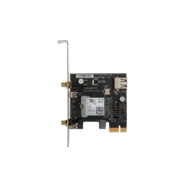 Gigabyte AC1733 Dual-Band Wi-Fi + Bluetooth PCI-E Adapter
