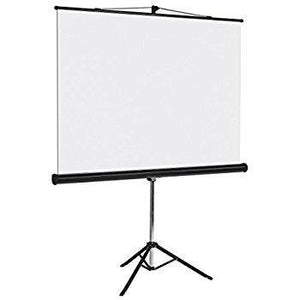 "BRATECK 86"" Projector Screen with Tripod - PC Traders New Zealand"