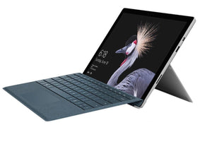"Microsoft Surface Pro 3 i7-4650U 1.70GHz 8GB 256GB SSD 12.3"" WEBCAM Windows 10 Pro + KEYBOARD"