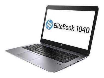 HP EliteBook Folio 1040 G1 EX-LEASE LAPTOP i5-4300U 1.9GHz 8GB RAM 256GB SSD 14
