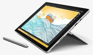"1 Unit Only! Microsoft Surface Pro 4 i7-6650U 2.2GHz 8GB 256GB SSD 12.3"" WEBCAM Windows 10 Pro STYLUS KEYBOARD DOCKING STATION - PC Traders New Zealand"