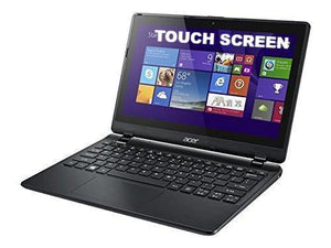 "Acer TravelMate B115-MP Ex Lease Laptop Pentium N3540 2.16GHZ 4GB RAM 128GB SSD 11""TOUCHSCREEN WebCam Windows 10 Home  - Comes With Original Box - PC Traders New Zealand"
