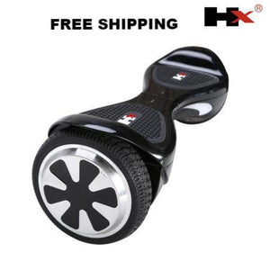 X1 6.5 inch Black Hoverboard bluetooth speaker - NZ Certified Hoverboard! - PC Traders New Zealand