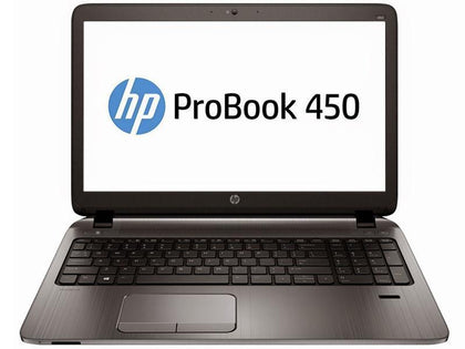 HP ProBook 450 G4 Ex Lease Laptop  i5-7200U Turbo 3.1Ghz  8GB RAM 256GB SSD 15.6