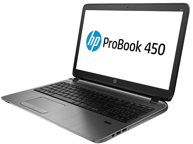 "HP ProBook 450 G4 Ex Lease Laptop  i5-7200U Turbo 3.1Ghz  8GB RAM 256GB SSD 15.6"" Windows 10 Home HDMi"