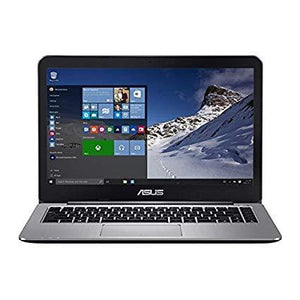 "Asus Vivobook E402S Ex Lease Laptop Celeron N3150 1.6GHz 4GB RAM 500GB HDD 14"" WEBCAM Windows 10 Home - PC Traders New Zealand"