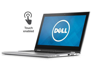 "Dell Inspiron 13 7000 Intel Core i3-6100U 2.3GHz 4GB RAM 1TB HDD 13.3"" Windows 10 Pro"